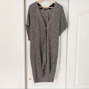 Eileen Fisher Oversized Short Sleeve Cardigan